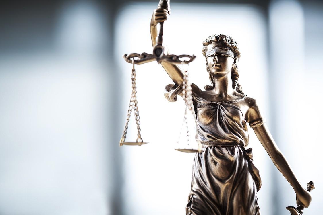 Égalité de la loi papier peint
