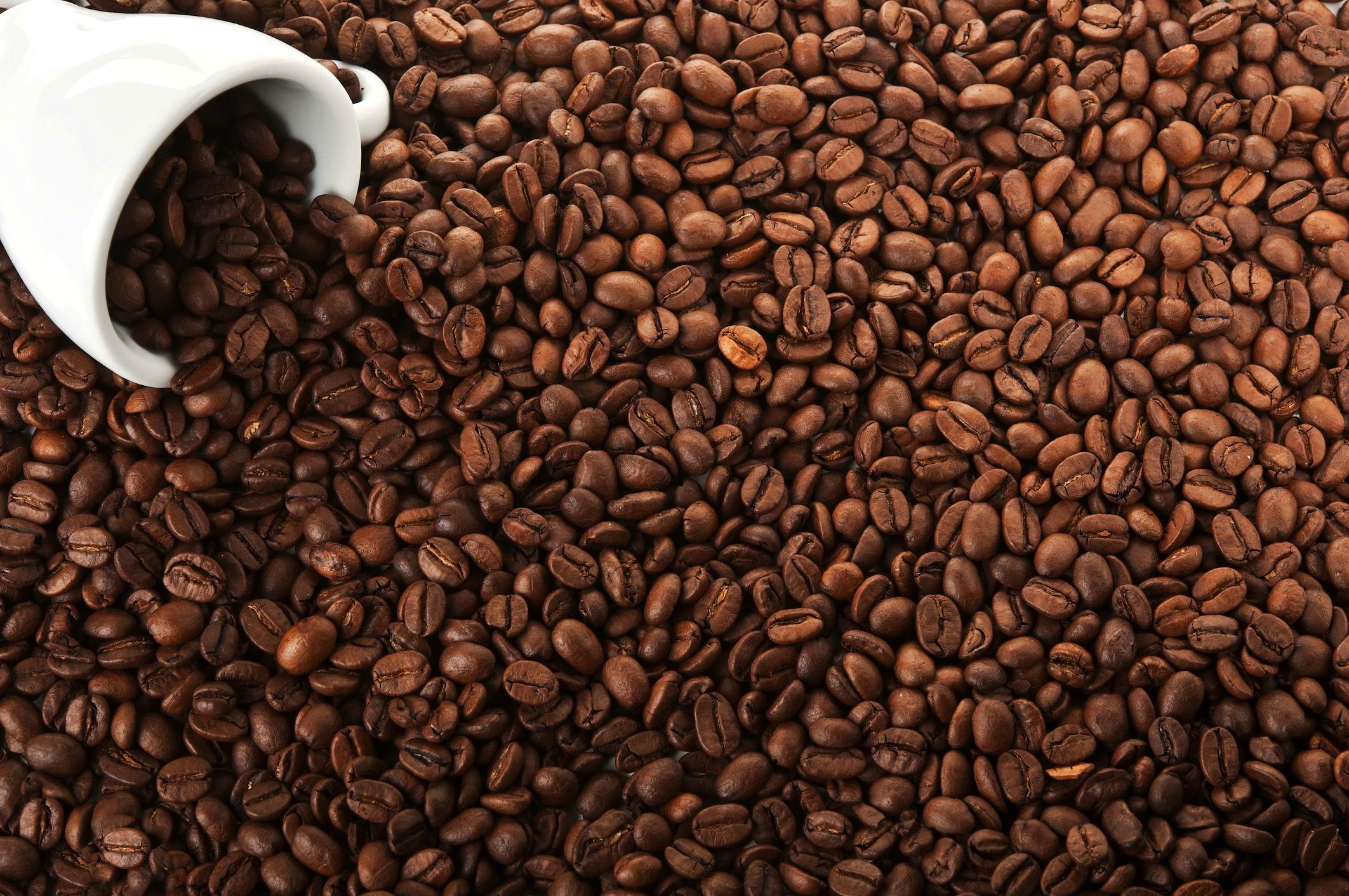 Odeur du café tapisserie