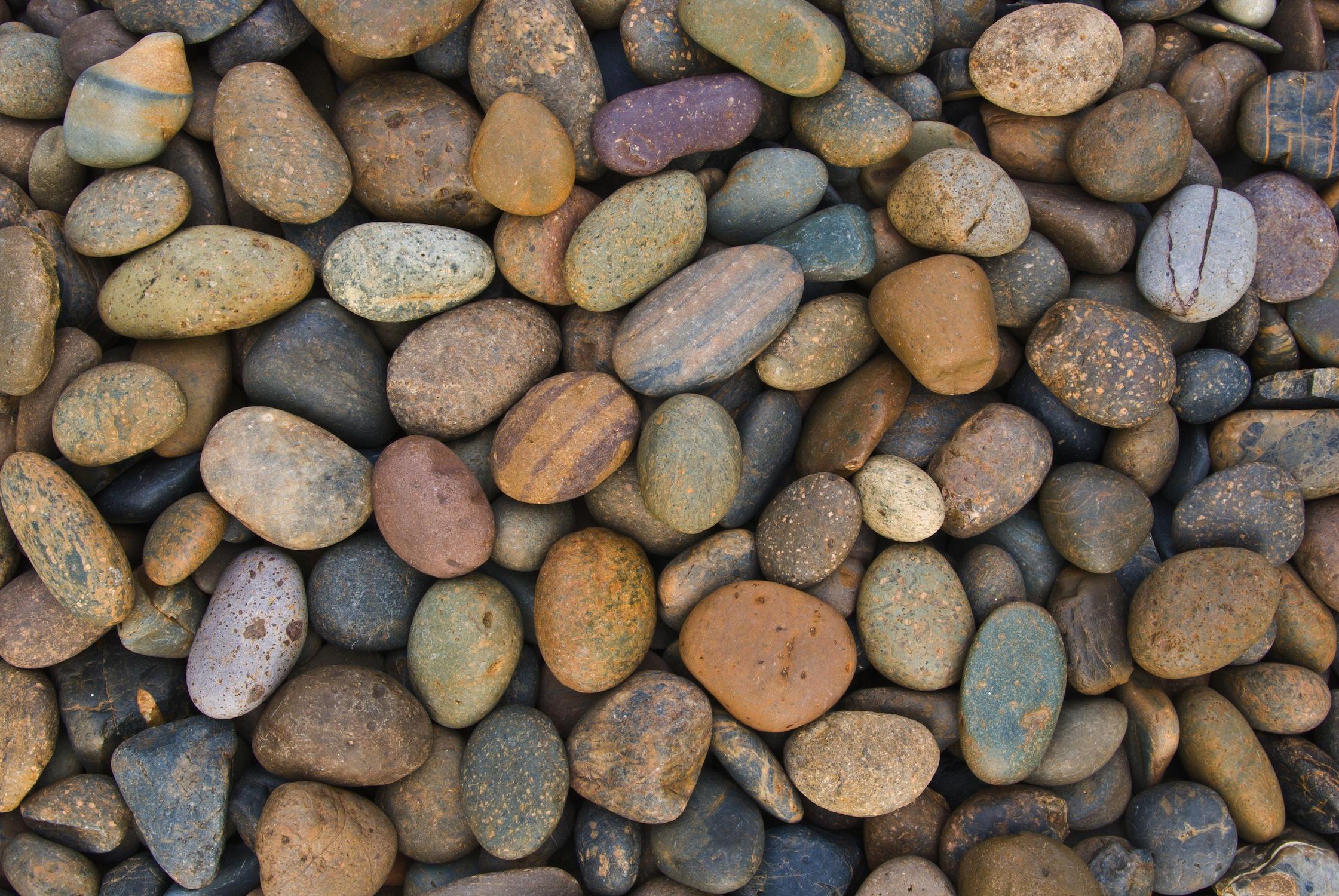 Des pierres tapisserie murale