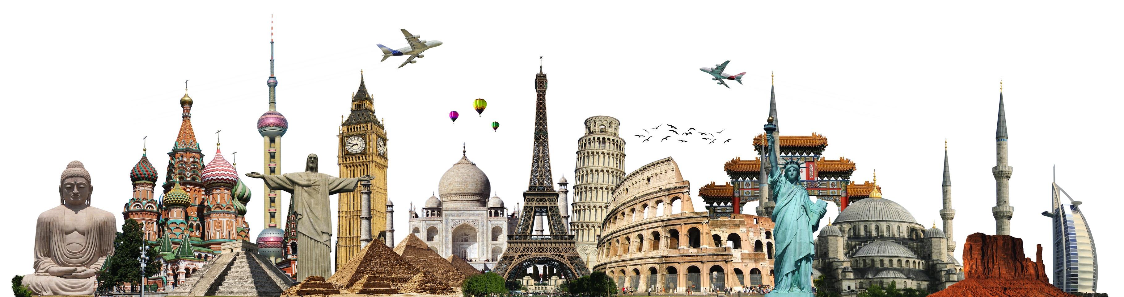 Ma liste de voyage papiers peints photo 3D