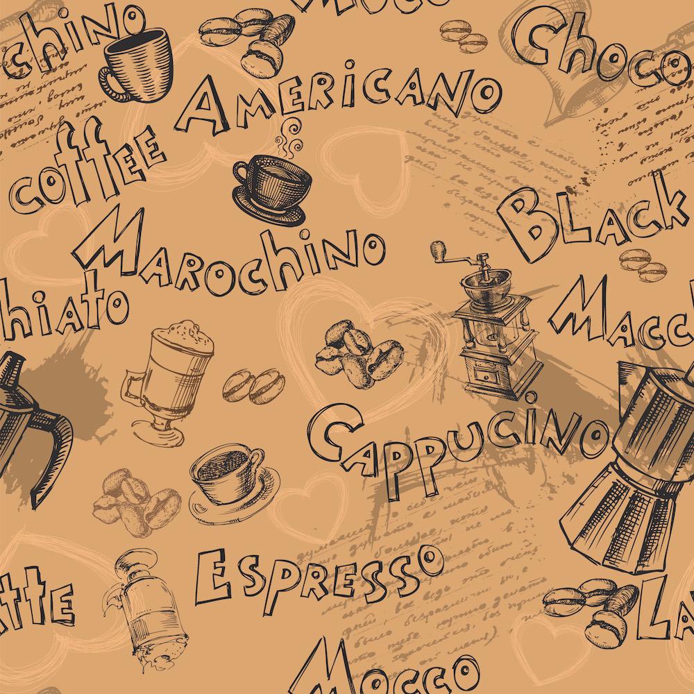 Marocchino Americano papier peint