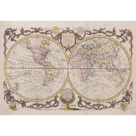 Atlas Du Monde Vintage