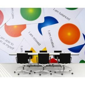 Développement des ressources humaines decoration murale appliqué sur le mur
