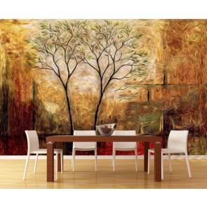 Automne tapisserie murale