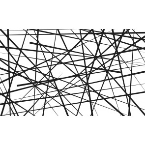 Lignes Abstraites - Art Moderne
