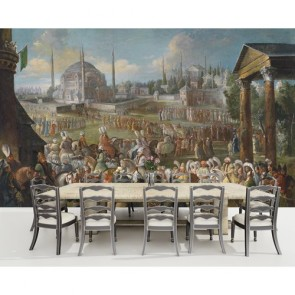 Sultan d'Istanbul tapisserie