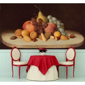 Fête des fruits papiers peints photo