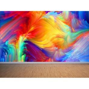 C'est mon style tapisserie murale appliqué sur le mur