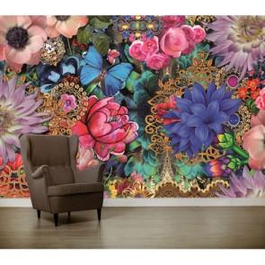 Melli Mello Kevena - Papier peint photo 3D - Appliqué sur le mur
