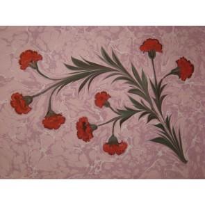 Art De Marbre Floral