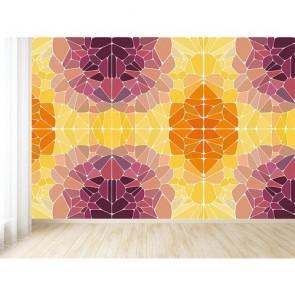 Mosaïque papier peint 3d