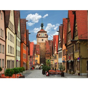 Rues De Rothenburg
