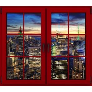 Ma Maison Regarde Vers Manhattan
