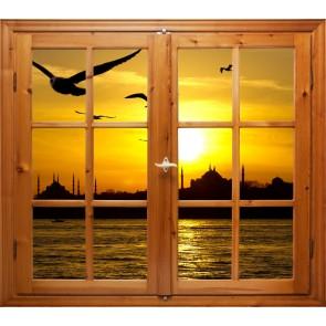 Ma Maison Regarde Vers Istanbul