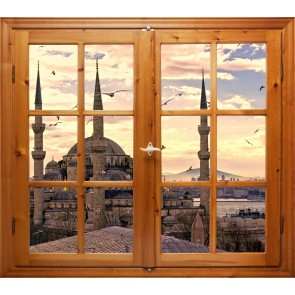 Ma Maison Regarde Vers Sultanahmed