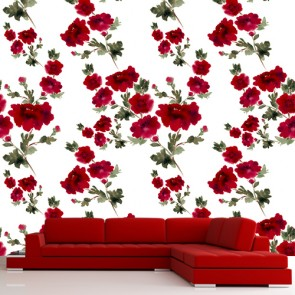 Rose papiers peints photo 3D