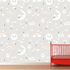 Puisses-tu dormir aussi decoration murale appliqué sur le mur