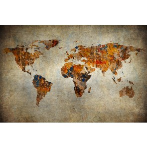 Carte Du Monde Artistique