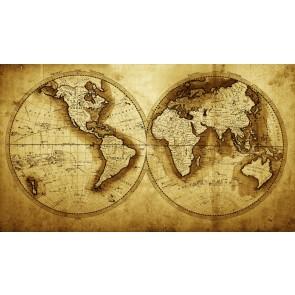 1711 Carte Du Monde