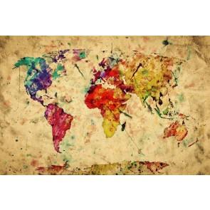Monde Comme Œuvre D'art