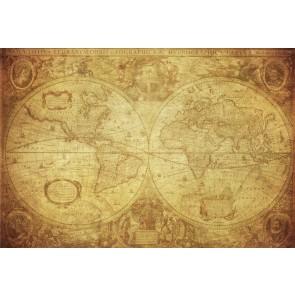 1630 Carte Du Monde