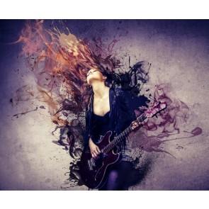 Guitariste De Tir