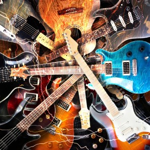 Collection De Guitare