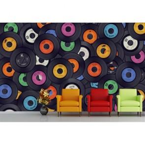 Décoration de plaques tapisserie appliqué sur le mur