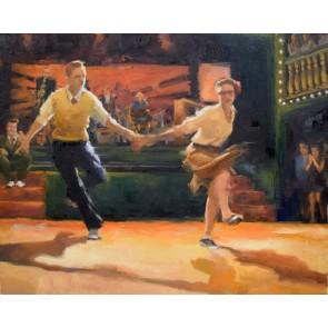 Chorée De Danse Lindy Hop