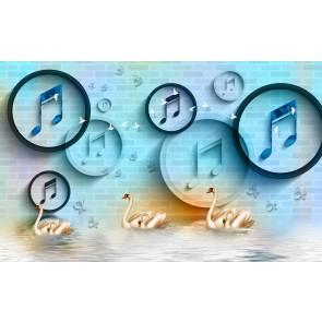 Cygnes Et Musique
