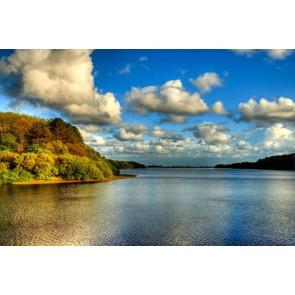 Vue D'un Lac