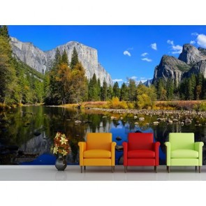Parc National de Yosemite papiers peints photo