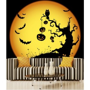 Halloween papiers peints photo appliqué sur le mur