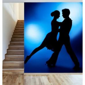 Dernier tango papiers peints photo appliqué sur le mur
