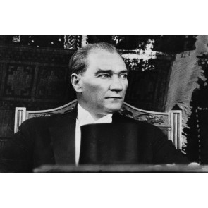 Photo Nostalgique D'atatürk