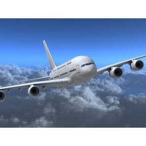 Modèle D'avion Airbus