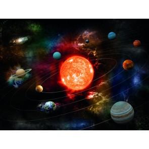 Système Solaire Fantastique