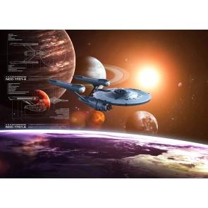Vaisseau Spatial Ncc1701A