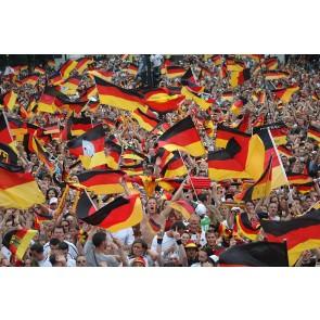 Allemagne Fans De Football