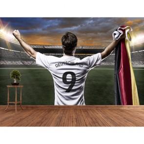 Équipe allemande de football decoration murale appliqué sur le mur