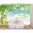 Fairyland - Tapisserie murale 3D