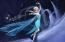 La magie d'Elsa - Tapisserie murale 3D