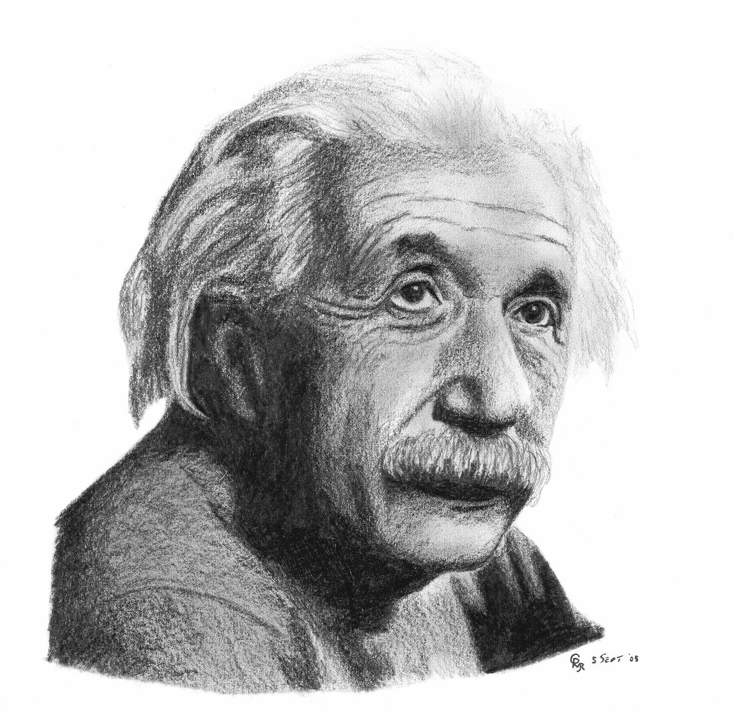 Albert Einstein decoration murale