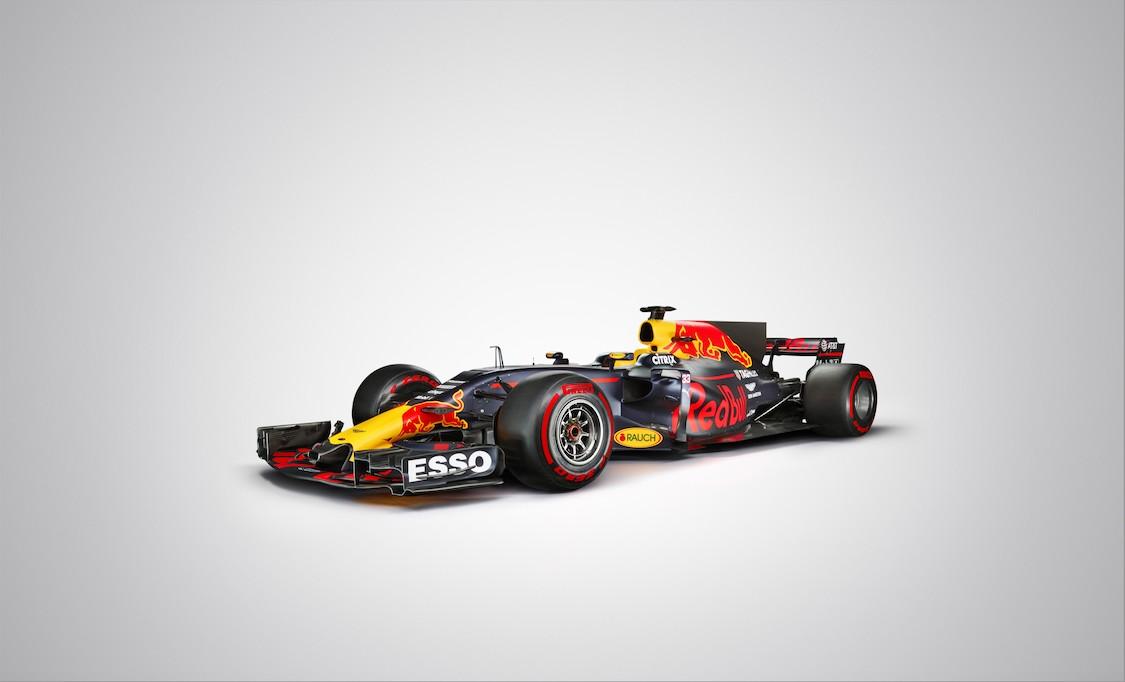 F1 Red Bull tapisserie