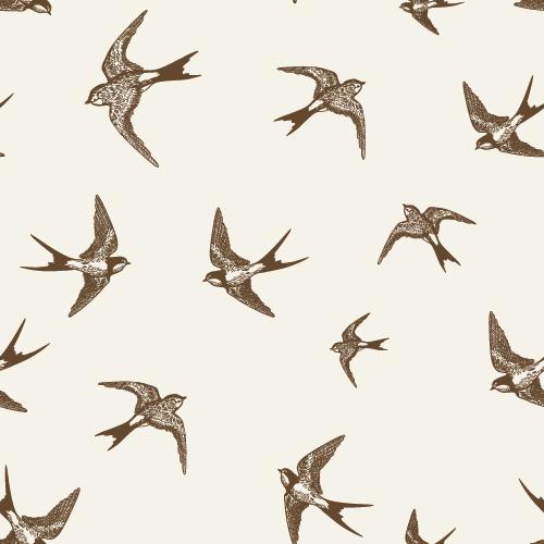 Vol d'un oiseau tapisserie