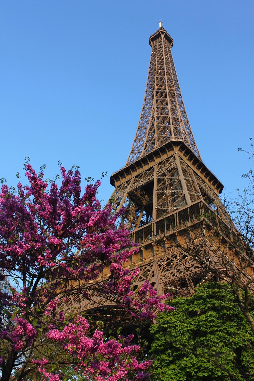 tour Eiffel papiers peints photo 3D