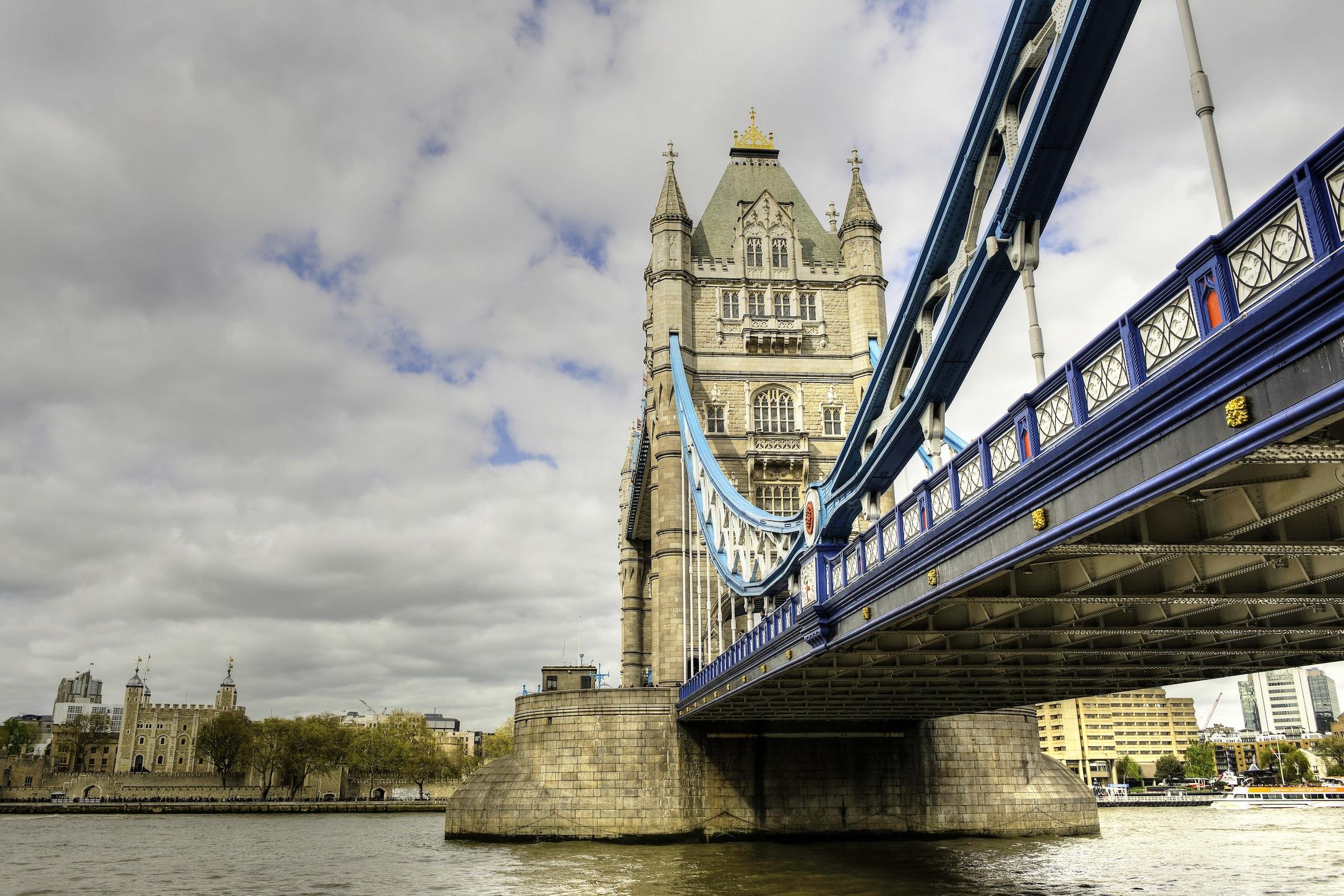 Towers Bridge Londres tapisserie