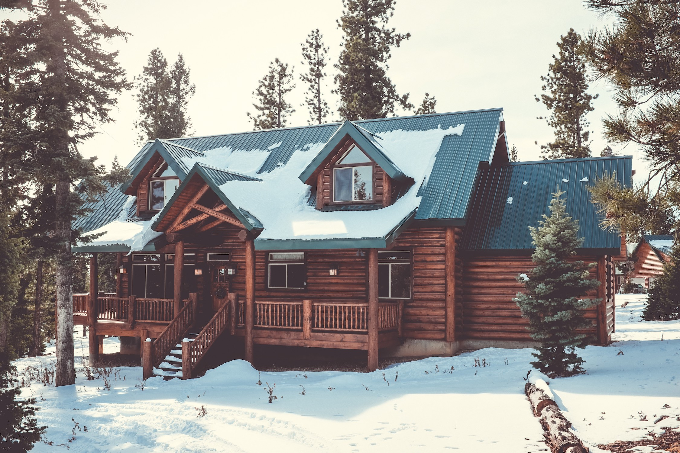 Ma maison de rêve papiers peints photo