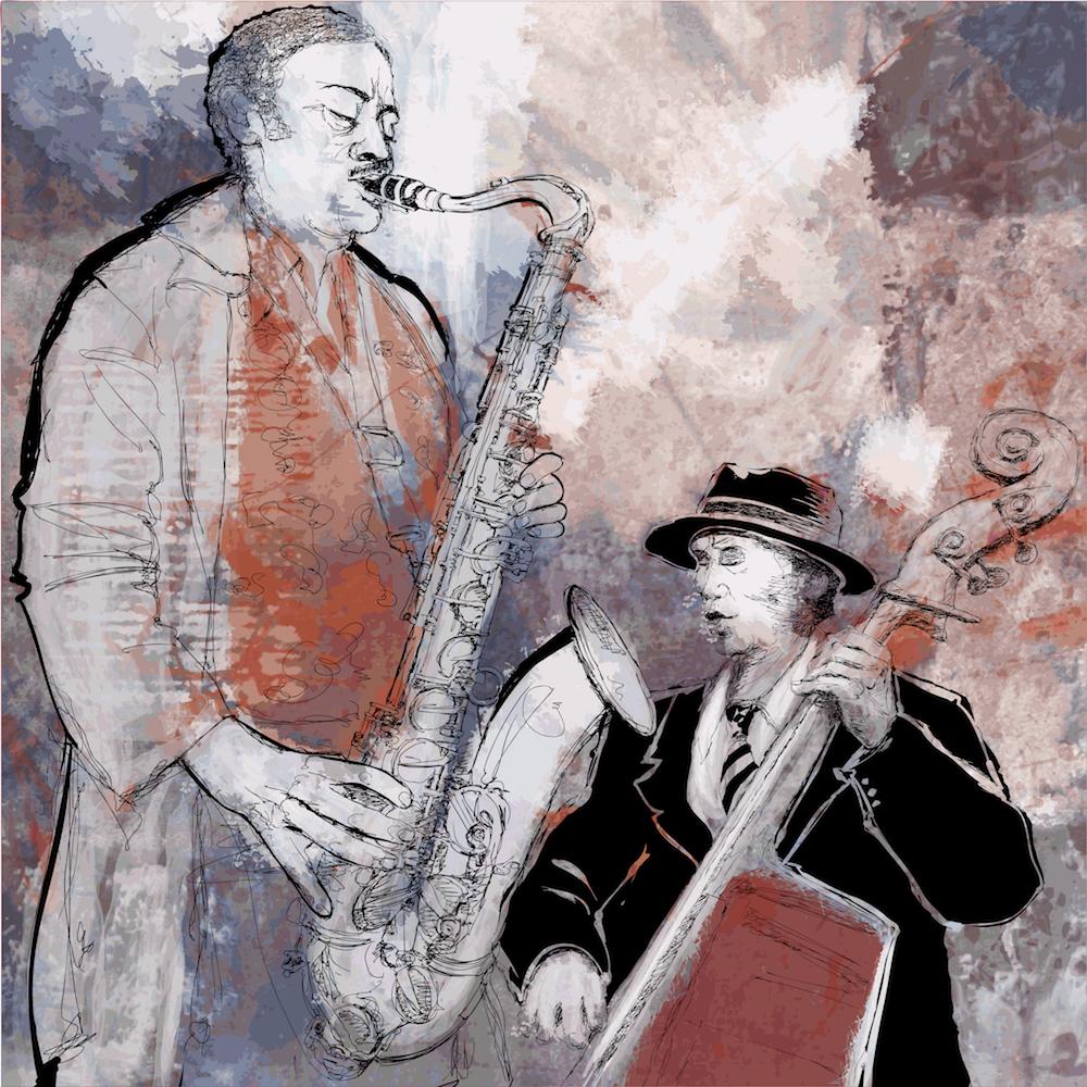 Les bases du jazz papiers peints photo