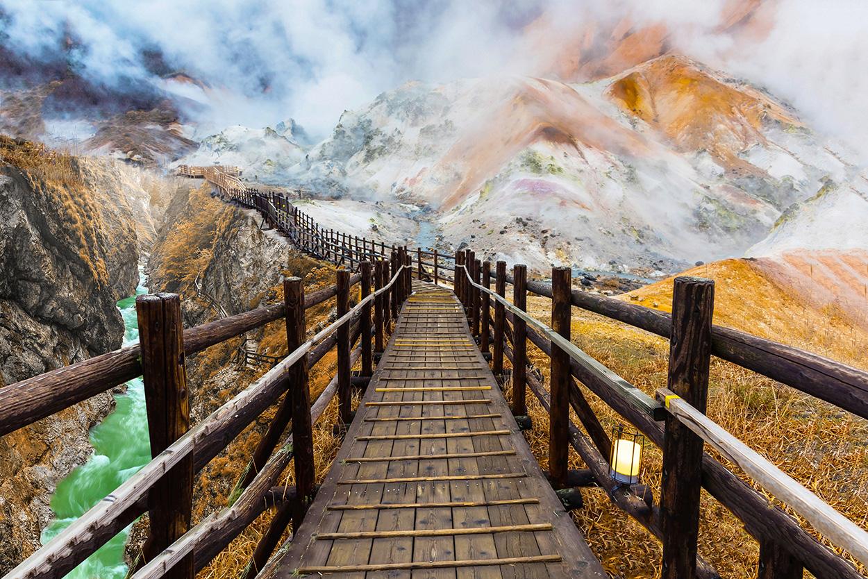 Grand pont papiers peints photo